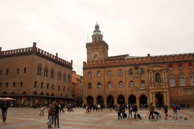 Centro de Bolonia