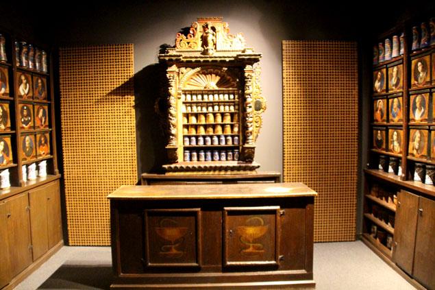 Museo de la farmacia de Llivia