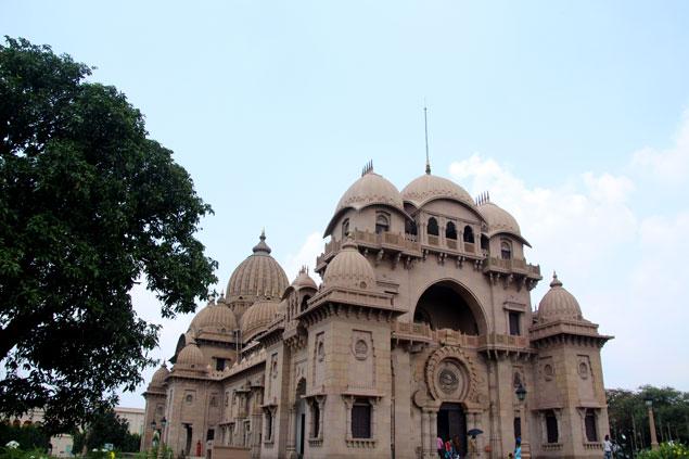 El templo Belur Math (Que ver en Calcuta)
