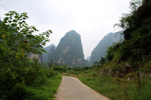 Caminos de Yangshuo