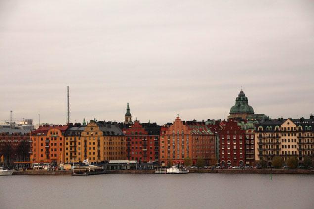 Vistas de Kungsholmen