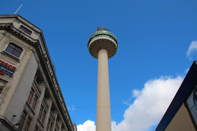 Torre de la radio