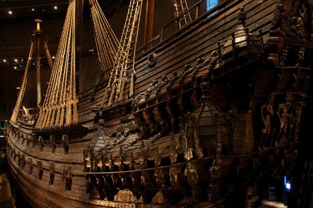 Perfil del Barco