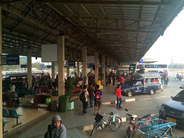 Estación de Mae Sot