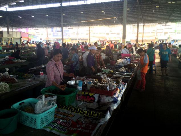 Mercado de Mae Sot
