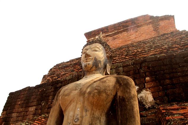 Tierra de budismo