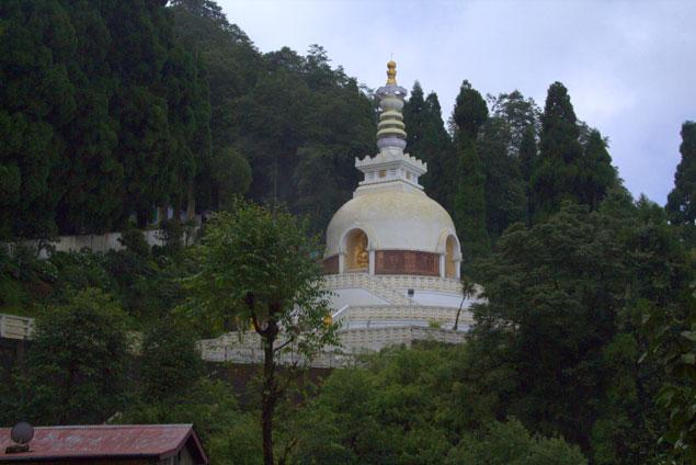 Imagen de la Peace Pagoda