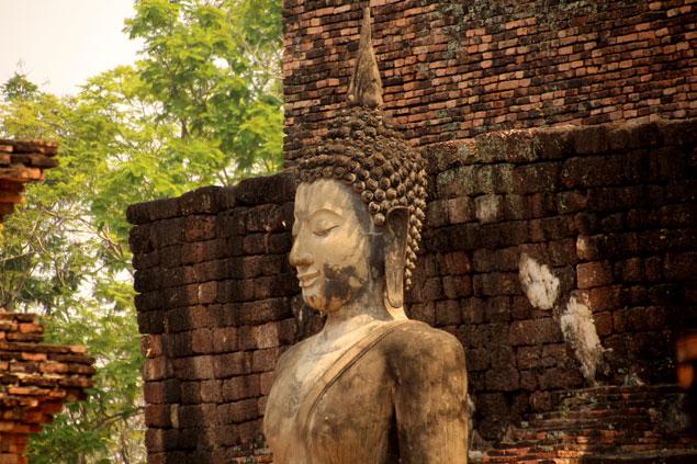 Territorio budista