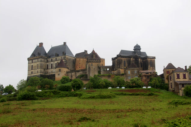 Vistas del Castillo
