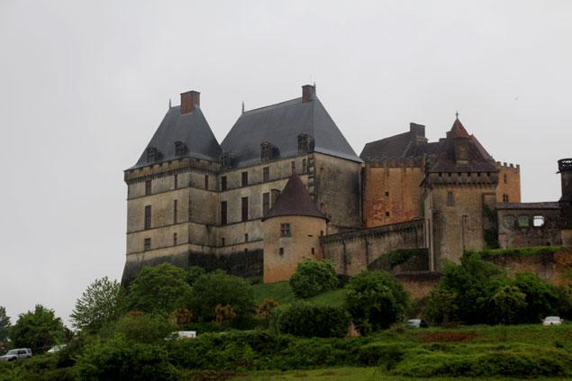Ruta por Dordoña-Perigord (Castillo de Biron)