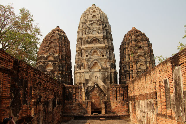 Wat Si Sawai (Origen Hinduista)