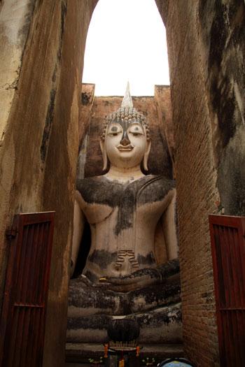 Buda del Wat Si Chum