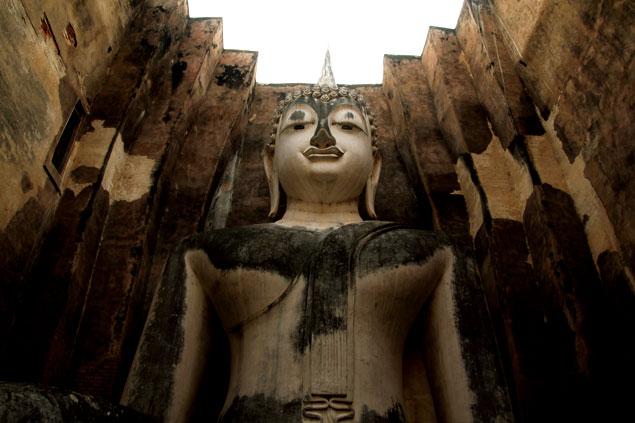 El Phra Acana, el enigmático buda del Wat Si Chum