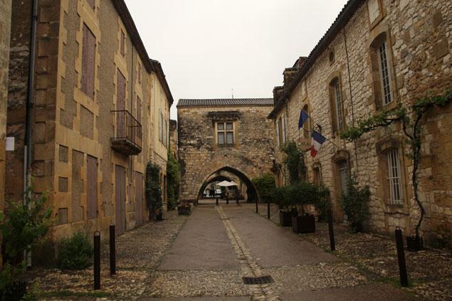 Calles de Monpazier