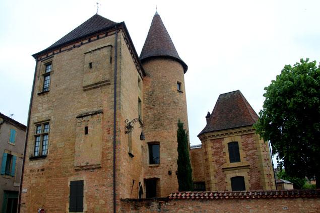 Grand Chateau de Belvès
