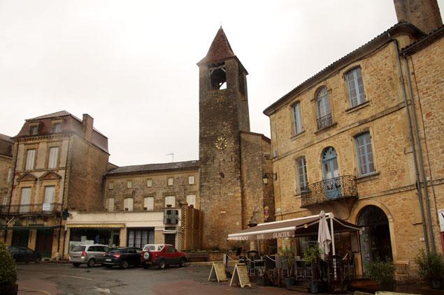 Centro de Belvès