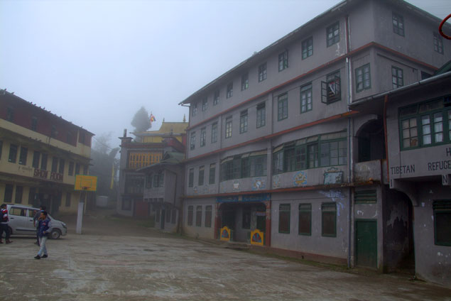 centro refugiados tibetanos Darjeeling