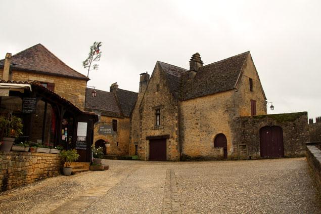 Una villa medieval