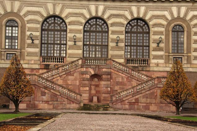 Que ver en Estocolmo , detalles del Palacio Real