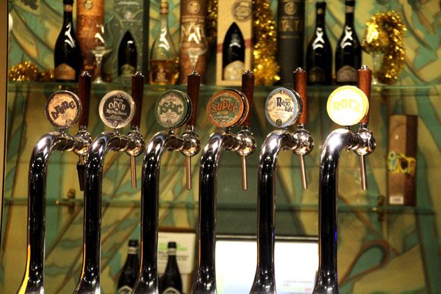 Surtidores de birra Paladin