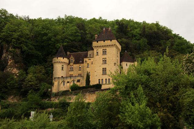 La Roque-Gageac , tierra de castillos