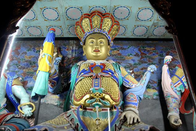 Templo Wen Shu de Chengdu (ruta por Sichuan)