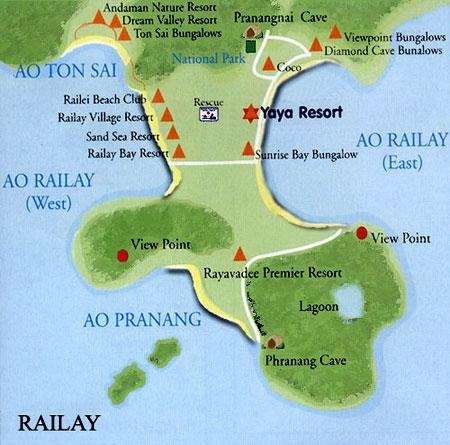 Península de Railay