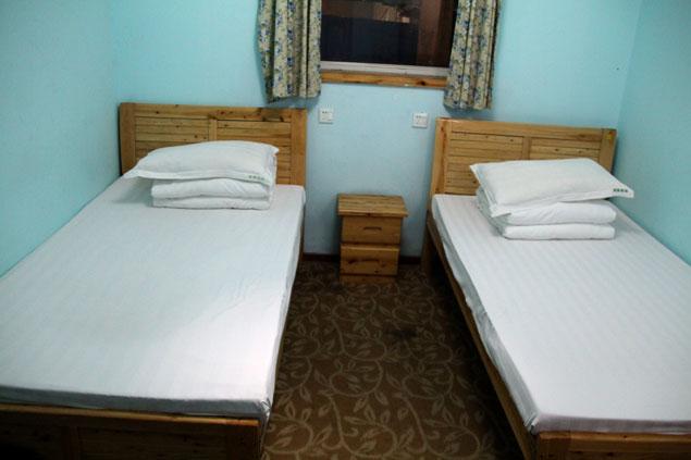 Donde dormir en Chengdu , habitación doble