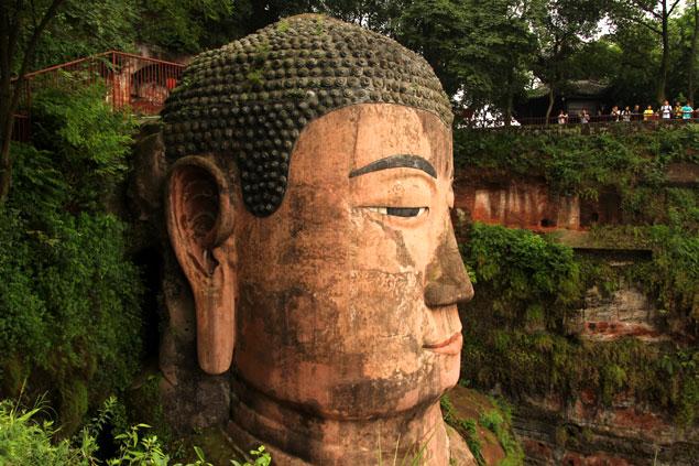 Gran Buda de Leshan (Como ir de Chengdu a Leshan)