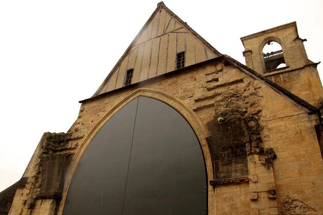 Una ciudad de la Edad Media