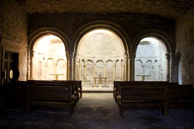 Capilla en el Monasterio
