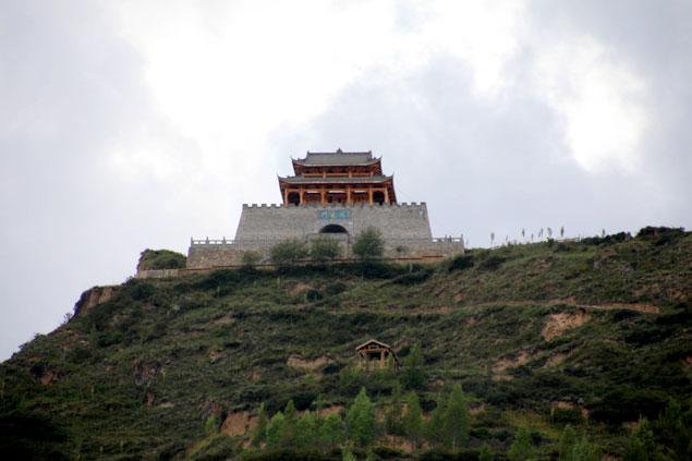 monasterio Shangniba en Songpan