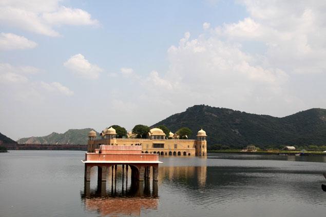 Jal Mahal , el Palacio del Agua de Jaipur