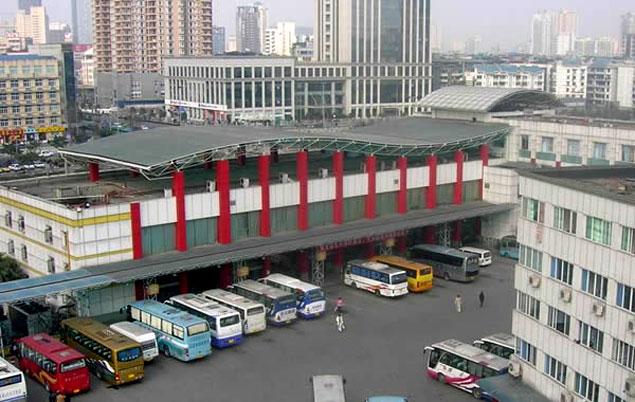 Xinnanmen Bus station