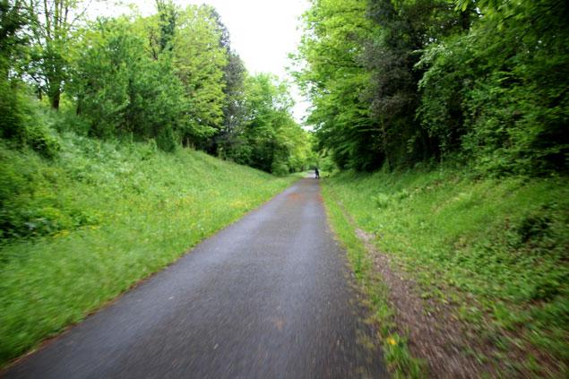 Vía verde de Sarlat
