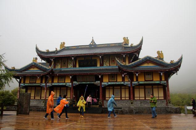 Monasterio Huanglong Si
