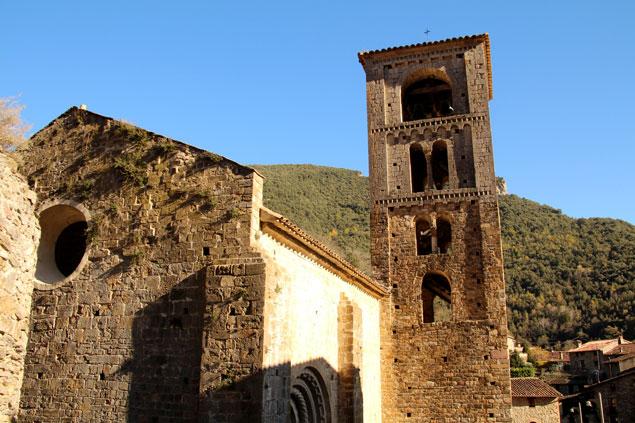 Iglesia de San Cristòfol de Beget