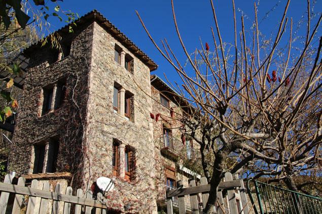 Casa Etxalde una maravilla en la Vall de Camprodon