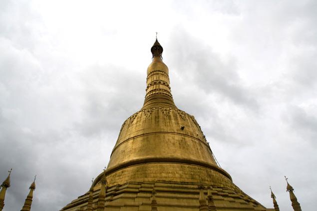 Pagoda Shwemawdaw Paya