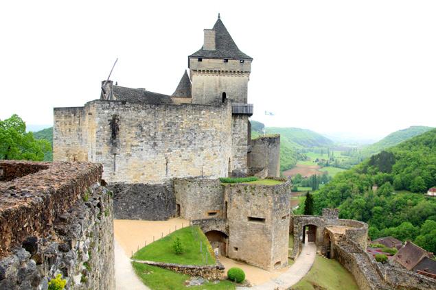 Castillo de Castelnaud la Chapelle