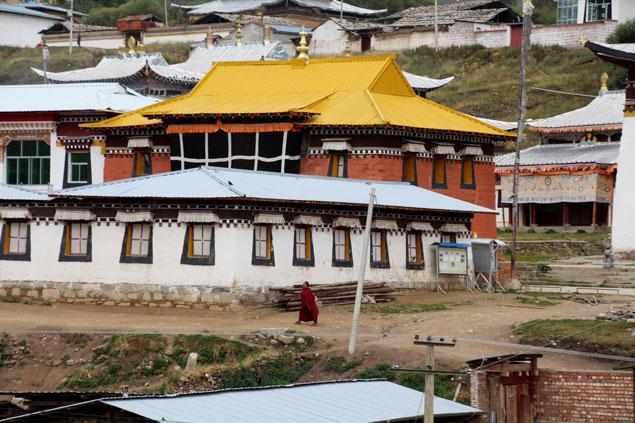 Langmusi, una ciudad monástica! (Como ir de Songpan a Langmusi)
