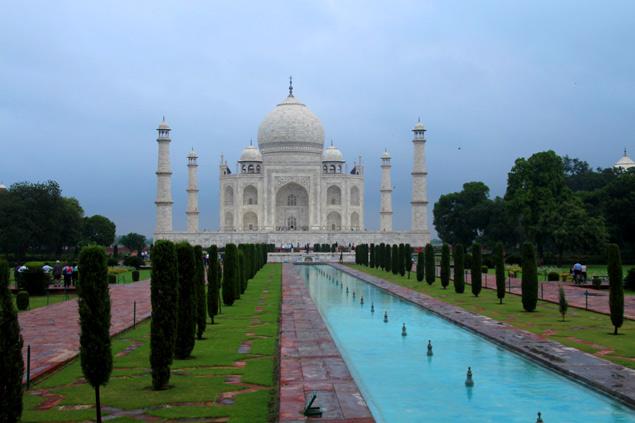 10 cosas que si me gustaron de la India (Taj Mahal)