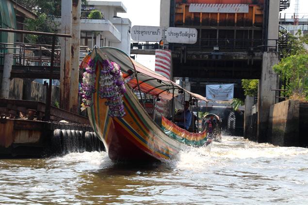Barcas de popa larga