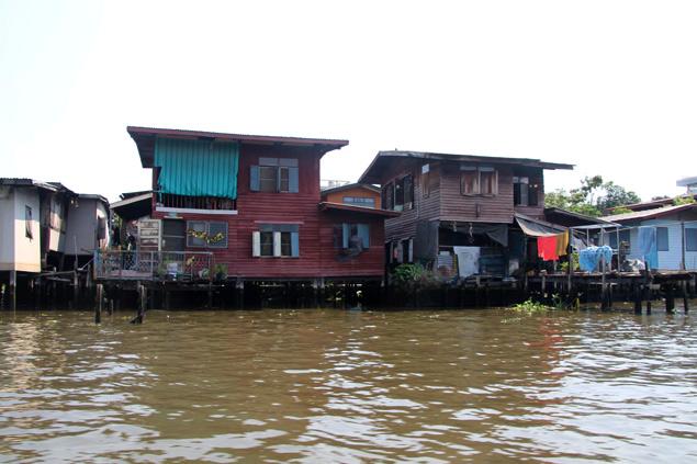 Bangkok Klong Mon
