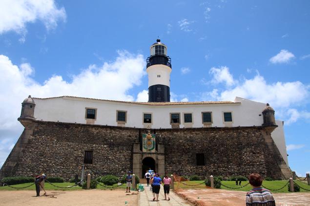 Faro de Barra