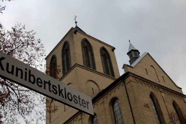 Basílica de St Kunibert