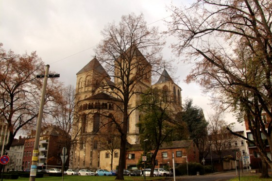 St Kunibert , imprescindible que ver en Colonia
