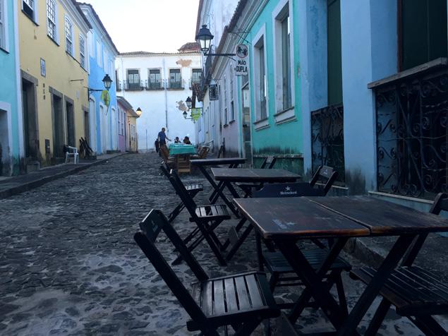 Calles del Pelourinho