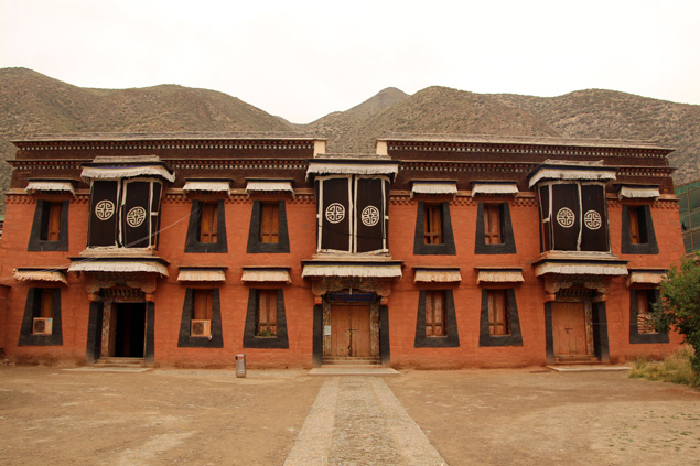 Xiahe , territorio Amdo