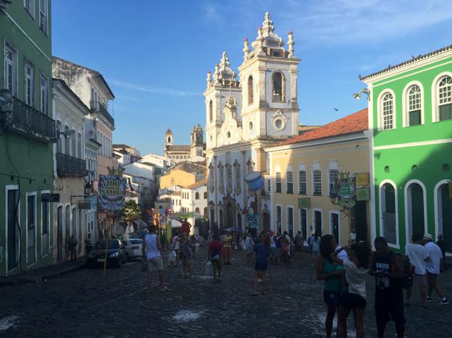 Centro histórico Pelourinho